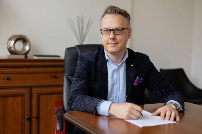 Notariusz Warszawa - Marek Rudziński
